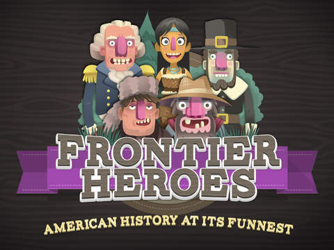 Frontier Heroes – A Planet H game from HISTORY screenshot 6