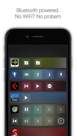 Nueva app que actúa como control remoto