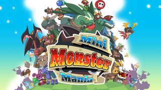 Mini Monster Mania screenshot 1