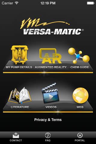 Versa-Matic Pump Tools and Pump Parts and Kits Loc - náhled