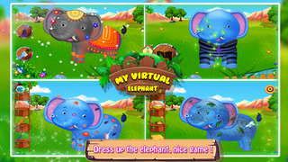 My Virtual Elephant screenshot 1