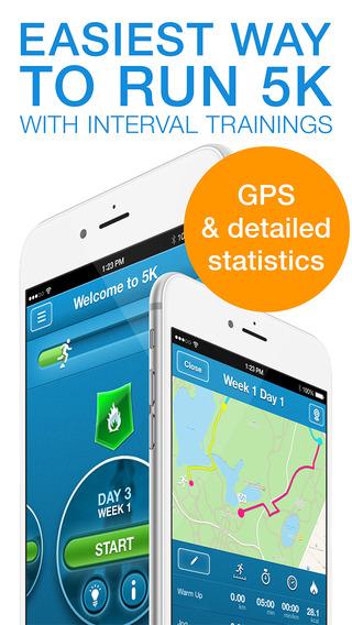 تطبيق Run 5K PRO دليلك لأفضل تمارين جري - مجانا لوقت محدود