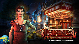 Cadenza: Music, Betrayal, and Death - A Hidden Object Detective Adventure screenshot 5