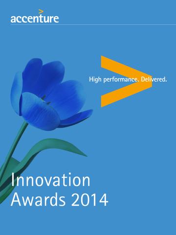 Accenture Innovation Awards 14 screenshot 3