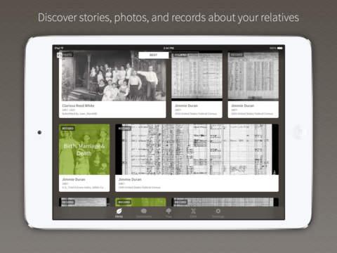 Ancestry screenshot 8