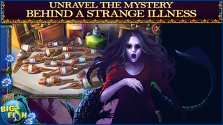 Shiver: Lily's Requiem - A Hidden Objects Mystery screenshot 3