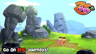 Zac and Zoey - The Hunt for the Secret Treasure (Premium) screenshot 2