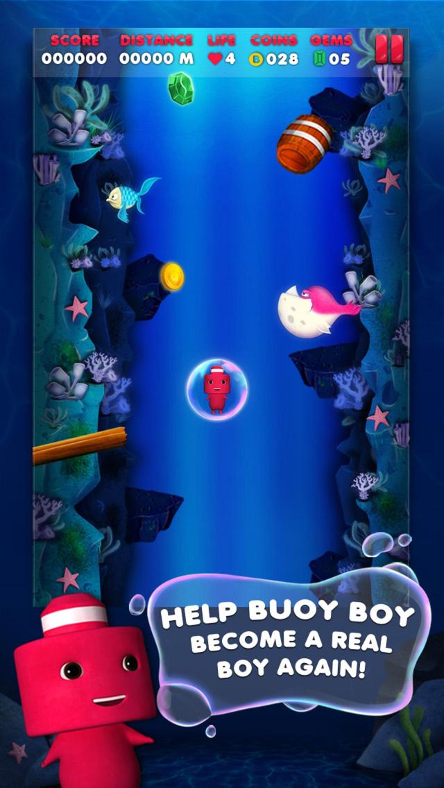 Buoy Boy screenshot 2