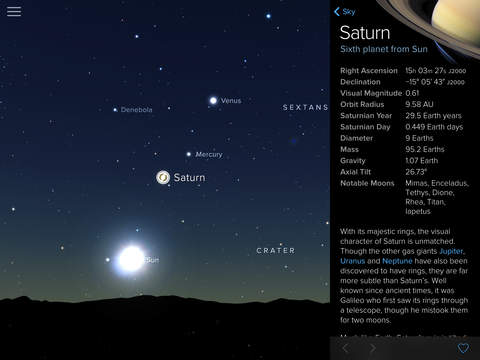 Sky Guide: View Stars Night or Day screenshot #5