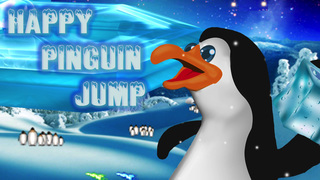 Happy Pinguin Jump Pro screenshot 1