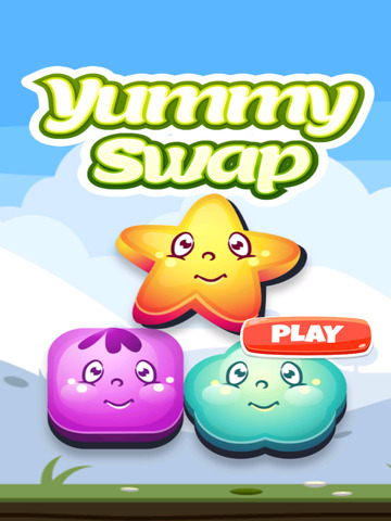 Yummy Swap - Match 4 Puzzle Game screenshot 10