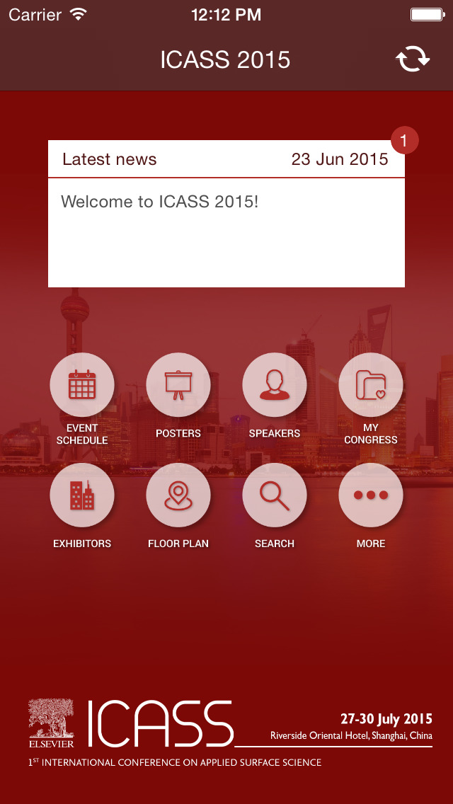 ICASS2015 screenshot 2