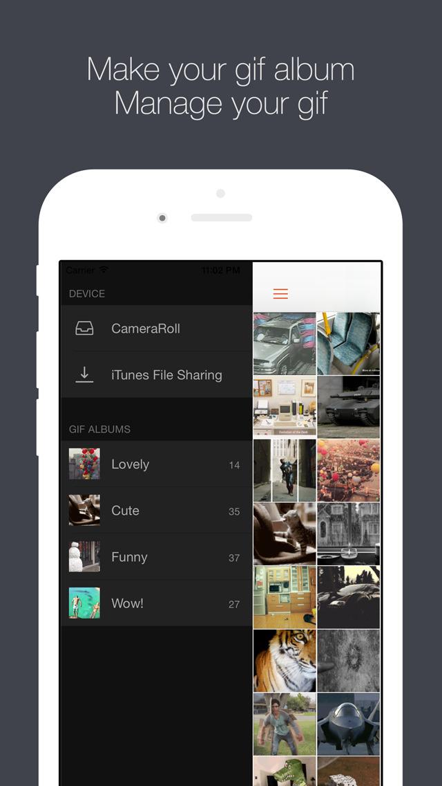 GIF Viewer - The GIF Album screenshot 3