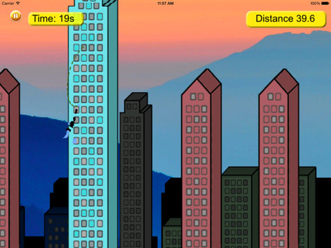 The King Of Rope PRO - Fly, Jump and Run in The Asia City screenshot 8