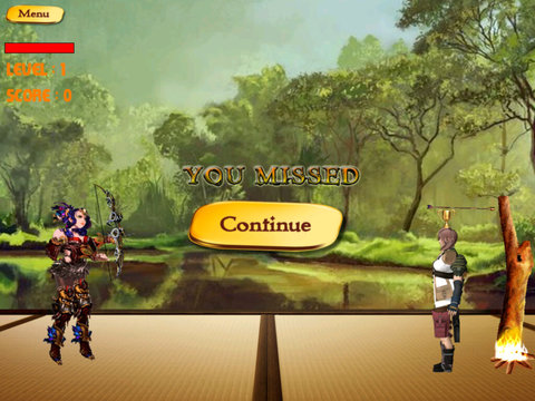 Beautiful Archer Girl Revenge - Forever Victoria Grande Edition screenshot 8