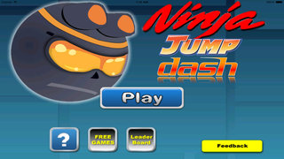 A Ninja Jump Dash PRO screenshot 1
