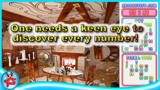 Mystery Numbers: Hidden Object screenshot 5