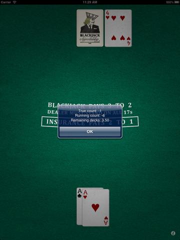 BJA: Card Counting Trainer Pro screenshot 10