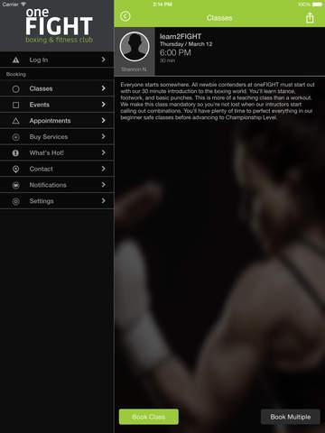 oneFight screenshot #3