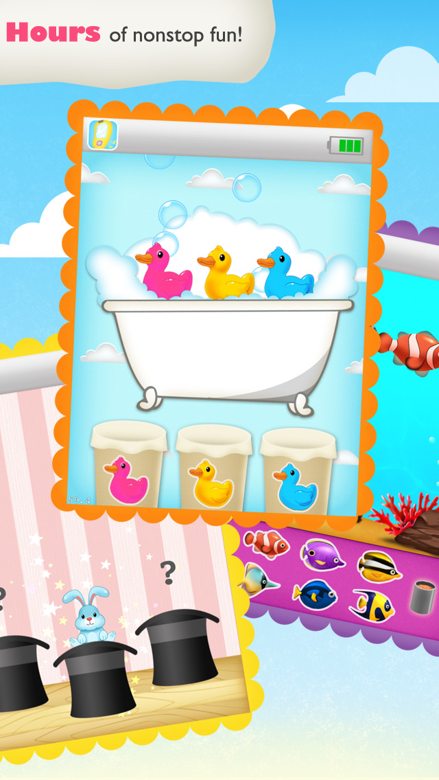 Buzz Me! Kids Toy Phone - All in One children activity center screenshot 4