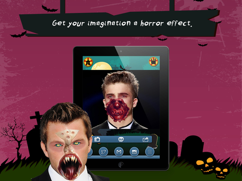 Zombie Booth Lite screenshot 10