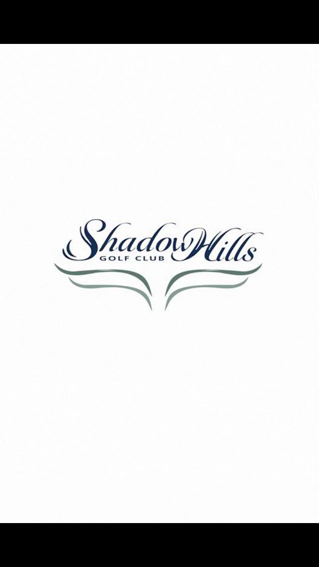Shadow Hills Golf Club screenshot 1