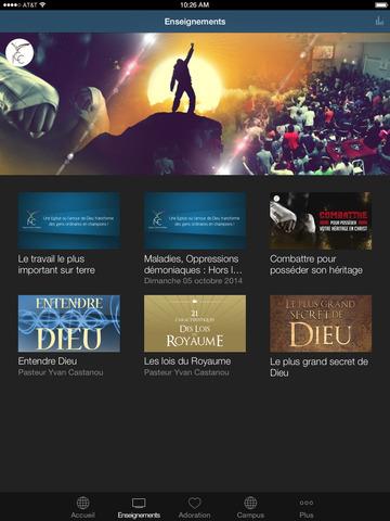 Impact Centre Chrétien screenshot 6