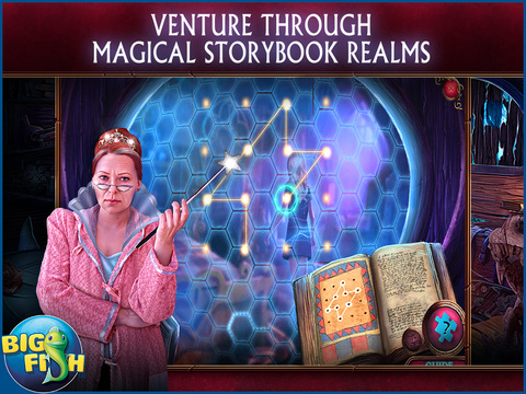 Nevertales: Shattered Image HD - A Hidden Object Storybook Adventure (Full) screenshot 3