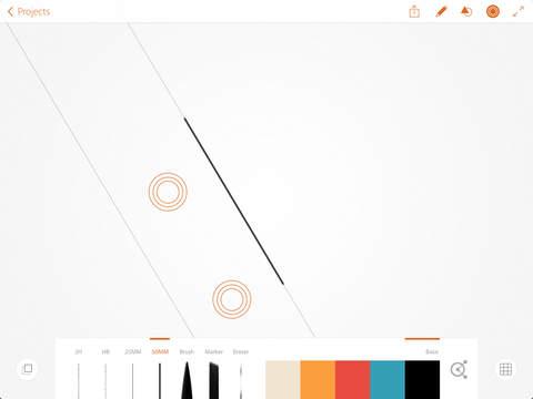 Adobe Illustrator Line screenshot 3