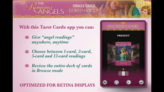 The Romance Angels Oracle Cards - Doreen Virtue, Ph.D. screenshot 2