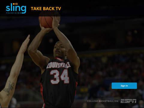 Sling TV: Stream Live TV now screenshot 5