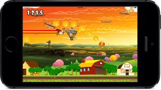 Brave chicken Pro : History of fantasy farm screenshot 2