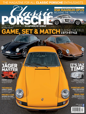 Classic Porsche Magazine screenshot 2