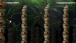 Spider Monkey Rope Aventure screenshot 5