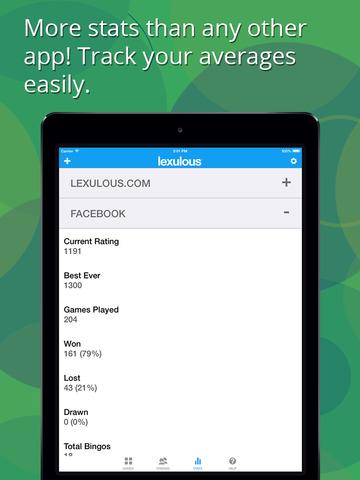 Lexulous Word Game screenshot 9