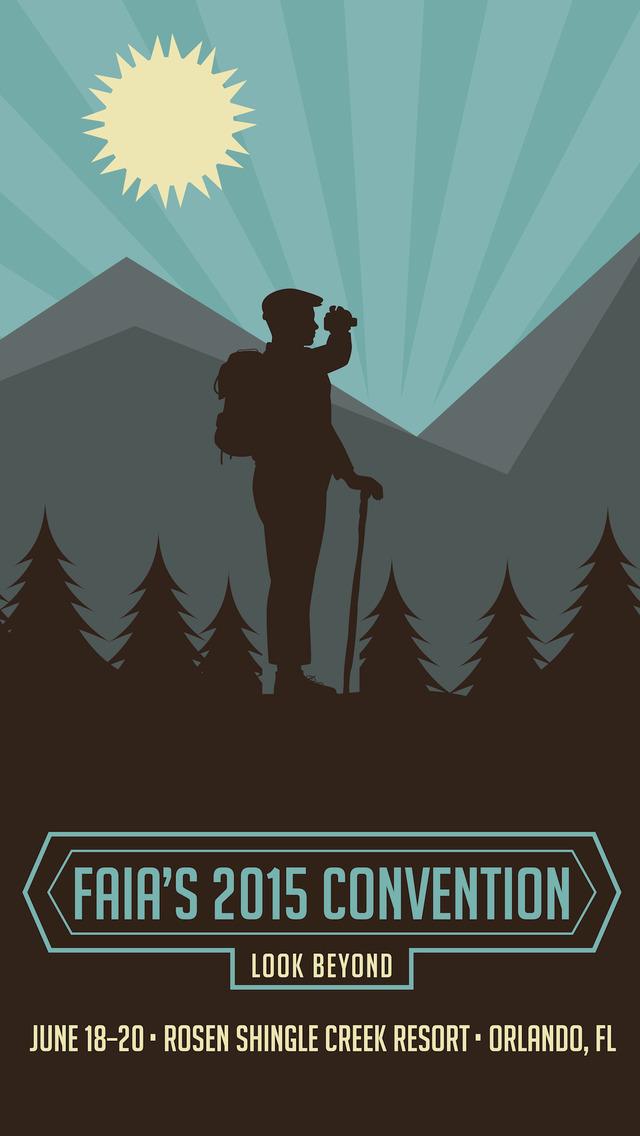 FAIA Convention App screenshot 1