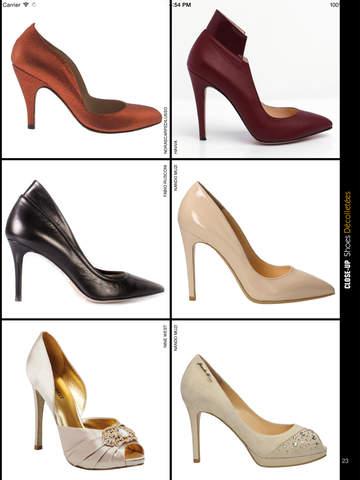Close-Up Woman Shoes screenshot 7