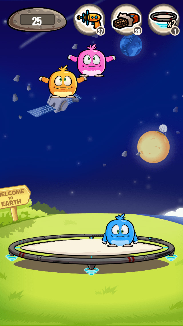 Pooka Bounce screenshot 3