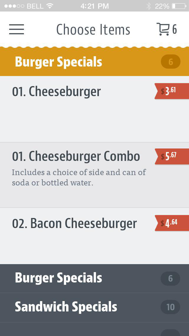 Texas Chicken and Burger screenshot 3