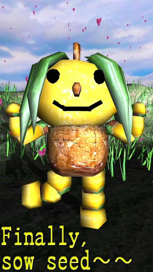 Len-chan's LemonField Sow Seed screenshot 1