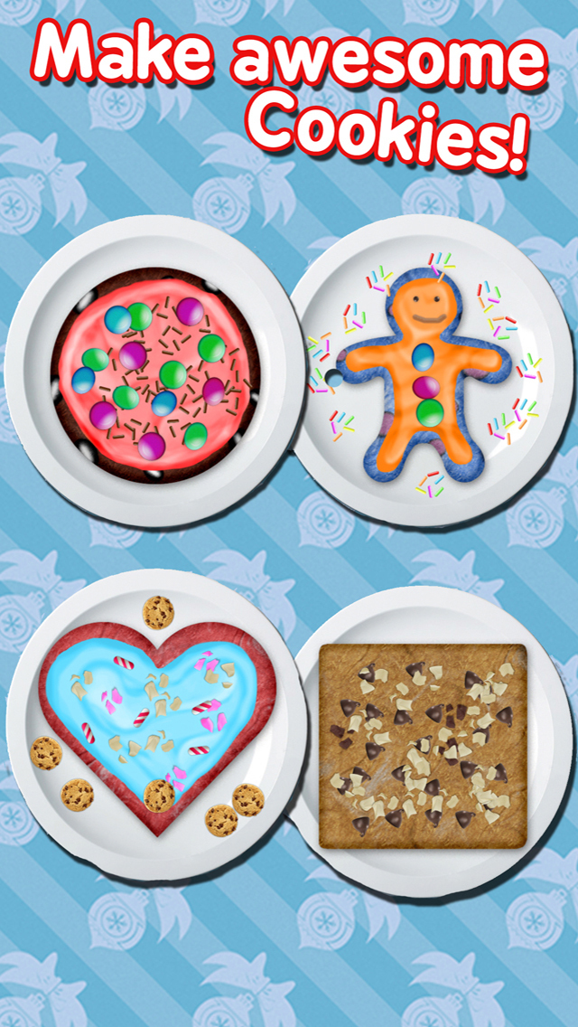 Awesome Cookie Dough Chef Dessert Food Treat Maker screenshot 1