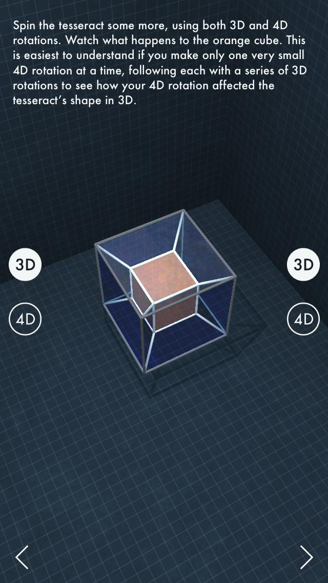 The Fourth Dimension screenshot 1