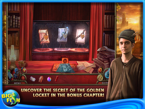 Nevertales: The Beauty Within HD - A Supernatural Hidden Object Mystery Game (Full) screenshot 4