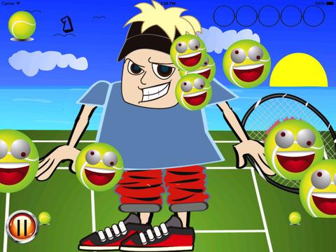 A Tennis Ball Swipe HD screenshot 7
