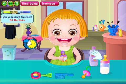 Baby Hazel Hair Care - náhled