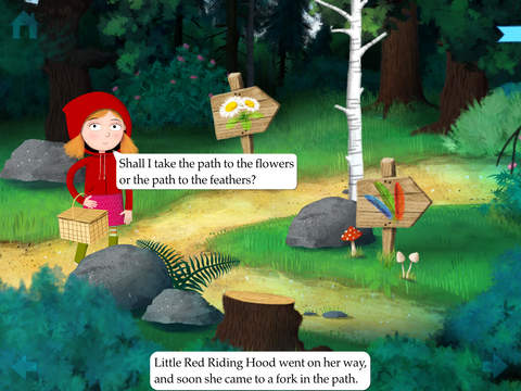 Little Red Riding Hood by Nosy Crow screenshot 8
