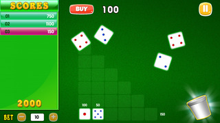 Holiday Dice Game screenshot 1