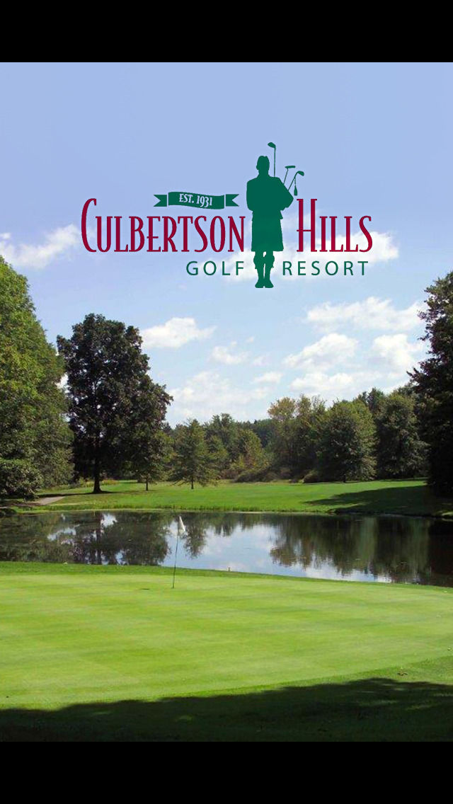 Culbertson Hills Golf Resort screenshot 1