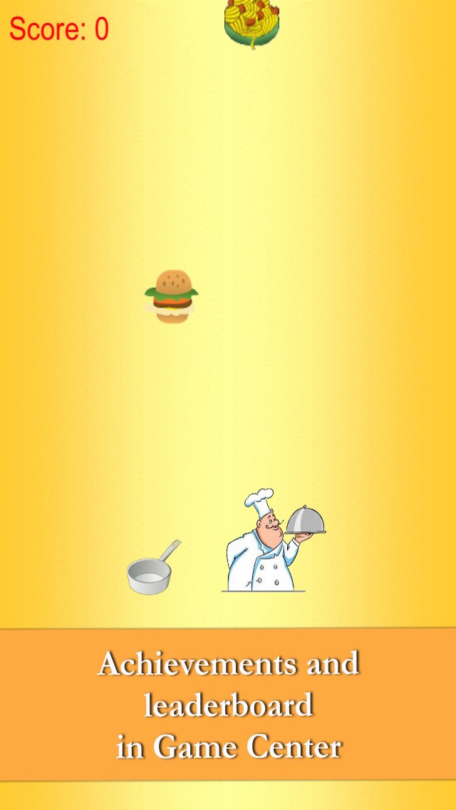 Agile Chef: Catch Delicious Food Free screenshot 3