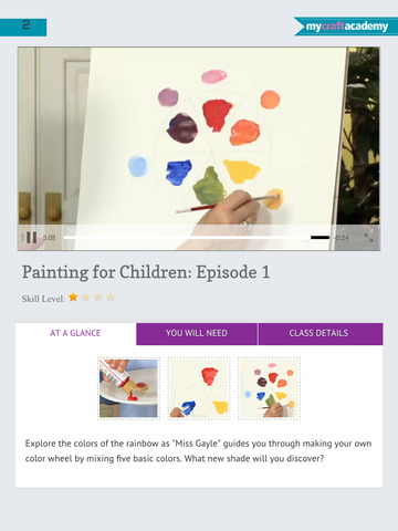 The Kids' Guide to Drawing and Painting screenshot 9